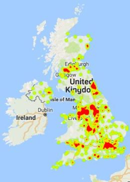 Asda Locations